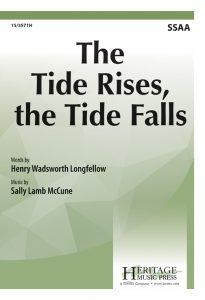 American music composer The Tide Rises, the Tide Falls