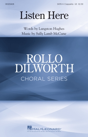 """""""Listen Here"""" SATB A Cappella Now Available in the Rollo Dilworth Choral Series"""